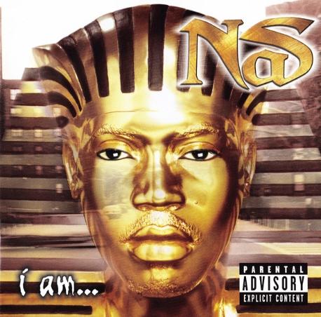 [일본반] Nas - I Am... [+1 Bonus Track]