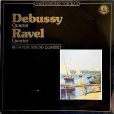 Ravel:Quartet In F Major / Debussy :Quartet In G Minor, Op. 10  ///LP1