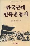 한국근대 민족운동사 (돌베개 인문사회과학신서7)
