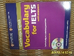 Cambridge / Cambridge English Vocabulary for IELTS with answers + CD1장 / CULLEN -사진참조. 꼭상세란참조