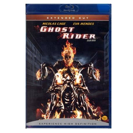 (블루레이) 고스트 라이더1 확장판 (Ghost Rider, 2007)