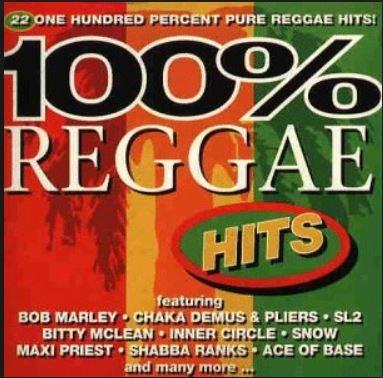 100% reggae hits (수입)레게 히트 퍼레이드