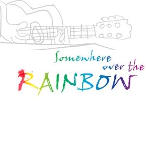 VA-Somewhere Over The Rainbow vol.1 (이승철, 에코브릿지,파란,신지) [디지털싱글] 새것같은 개봉 * 4 가수의 신곡 모음