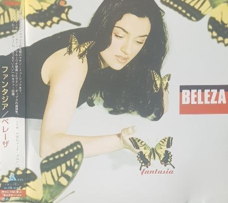 [일본반] Beleza - Fantasia [+1 Bonus Track]
