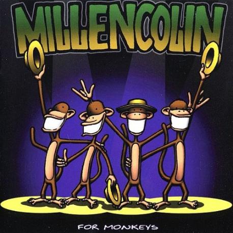 [수입] Millencolin - For Monkeys