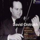 David Oistrakh, Olga Parchomenko / Schubert, Mendelssohn, Mozart (YCC0056)