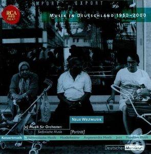 V.A. / Neue Weltmusik : Musik in Deutschland 1950-2000 (수입/74321735132)