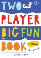 Two Player Big Fun Book : Puzzles & Games for Two to do #