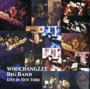 [미개봉] 이우창 / Woochang Lee Big Band - Live In New York (미개봉)(희귀)