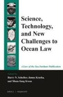 Science, Technology, and New Challenges to Ocean Law (Hardcover)