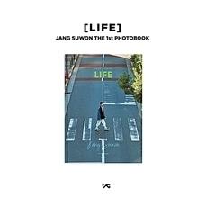 [미개봉] [DVD] 장수원 / [LIFE] JANG SUWON THE 1st PHOTOBOOK (그린 Ver)
