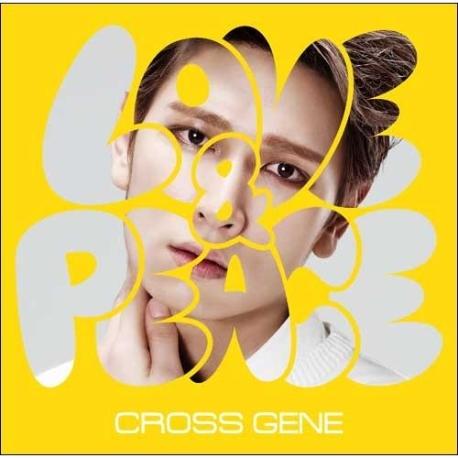 [수입] 크로스진 - Love & Peace (Seyoung Ver.)  [일본반, 미개봉]