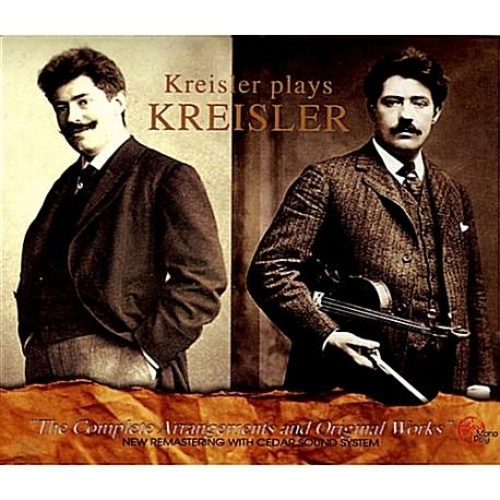 [미개봉] Fritz Kreisler / 크라이슬러가 연주하는 크라이슬러 소품집(2CD/GI2041)