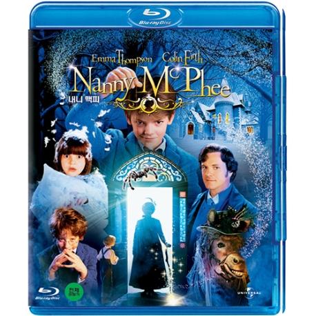 (블루레이) 내니 맥피 : 우리 유모는 마법사 (Nanny Mcphee)