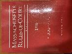 MASSACHUSETTS RULES OF COURT STATE 1993 #