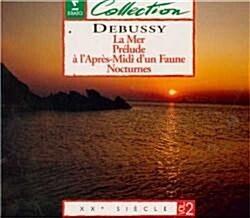 LA MER/ PRELUDE A L'APRES-MIDI D'UN FAUNE/ NOCTUNE: 바다/ 목신의 오후의 전주곡/ 야상곡 [DIGI-PAK][EU반]