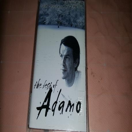 (중고Tape) Salvatore Adamo - The best of Adamo