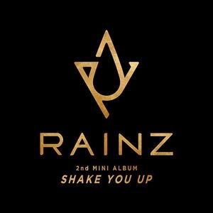 [미개봉] 레인즈 (Rainz) / Shake You Up (2nd Mini Album) (미개봉)