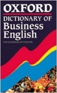 [영어원서 사전] Oxford Dictionary of Business English for Learners of English (2002년) (Paperback)