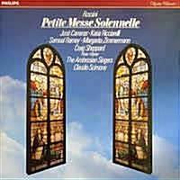 Claudio Scimone - 로시니: 작은 장엄미사 (Rossini: Petite Messe Solennelle) [2CD]