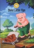 THREE LITTLE PIGS - 플레쉬테마 세계그림명작동화 7