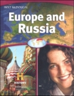 Holt McDougal World Geography: Student Edition Europe and Russia 2012