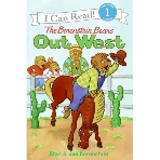 The Berenstain Bears Out West (I Can Read Book 1) (Paperback)