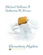 Elementary Algebra (Includes CD-ROM) (ISBN : 9780131467668)