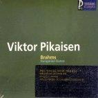 [미개봉] Viktor Pikaisen / Brahms, Sarasate, Wieniawsky (미개봉/YCC0068)