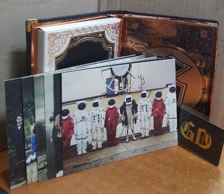 ONE OF A KIND [미니 1집] 지드래곤(G-Dragon)