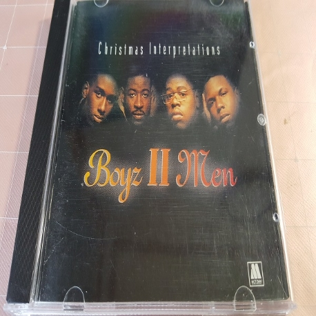 Boyz II Man - Christmas Interpretation