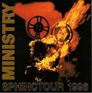 Ministry / Sphinctour 1996 (Limited Edition/수입)(희귀)