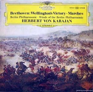 WELLINGTON'S VICTORY/ MARCHES [LP] [1976년 성음 오리지널 발매반][반품절대불가]