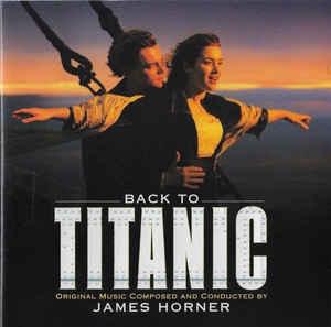 [수입] O.S.T. - Back To Titanic