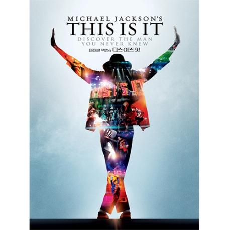 (DVD) 마이클 잭슨의 디스 이즈 잇 (Michael Jackson's This Is It!)
