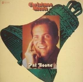 [일본반][LP] Pat Boone - Christmas Music [Gatefold]