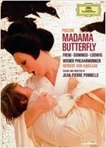 [DVD] 푸치니: 나비 부인 - 헤르베르트 폰 카라얀 (한글자막)
