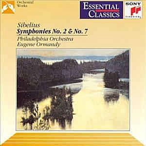 [수입] Eugene Ormandy - Symphonies No. 2 & No. 7