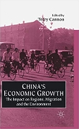 China's Economic Growth : The Impact on Regions, Migration and the Environment   (ISBN : 9780333716601)
