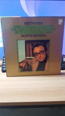 [LP] Alfred Brendel 베토벤: 피아노 소나타 전곡 13LP