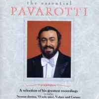 Luciano Pavarotti / 에센셜 파바로티 (DD0344)
