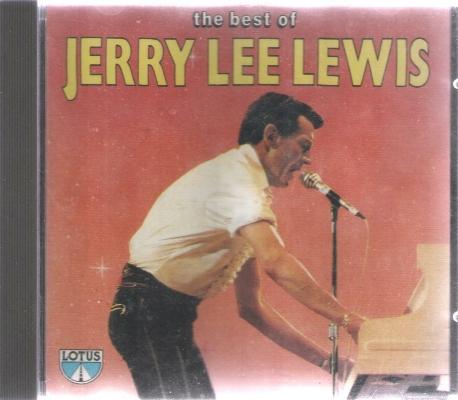 [수입] the best of JERRY LEE LEWIS