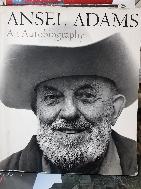 ANSEL ADAMS An Autobiography -앤젤 아담스 흑백사진집- -아래사진참조-절판된 귀한책-