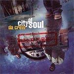 다 크루 (Da Crew) 1집 - City Of Soul  * 다크루