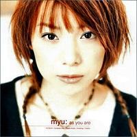 [중고] Myu: / As You Are