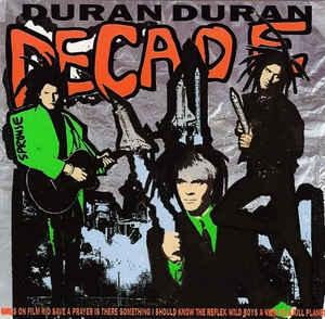 [수입] Duran Duran - Decade
