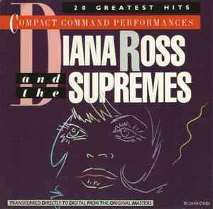 [일본반] Diana Ross And The Supremes - 20 Greatest Hits