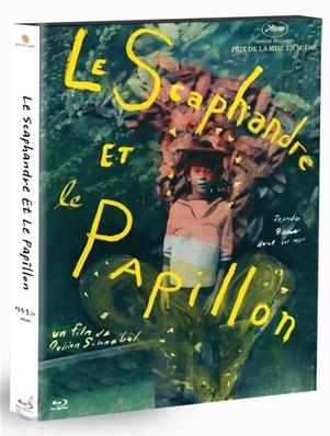 [블루레이] 잠수종과 나비 (Le Scaphandre Et Le Papillon / The Diving Bell And The Butterfly) / [아웃케이스 포함 초회판]
