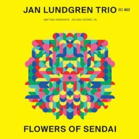 [미개봉] Jan Lundgren Trio / Flowers Of Sendai
