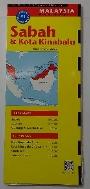Sabah & Kota Kinabalu 2004/2005 Map  (ISBN: 0794600301)